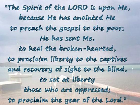 Luke 4-18